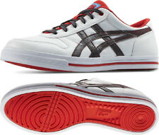 Shoes Unisex White/Grey/Red Asics Tiger Sneakers unisex White/Grey/Red