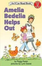 Amelia Bedelia Helps Out by Peggy Parish (English) Paperback Book