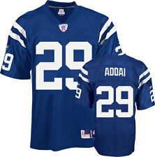 Joseph Addai Indianapolis Colts Reebok Premier Jersey new with tags NFL LSU