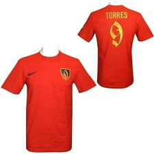 Fernando Torres Nike Hero t-shirt NWT World Cup Spain new with tags soccer