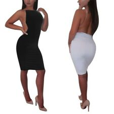 Sexy Women's Bandage Bodycon Backless Dress Cocktail Party Mini Dresses Clubwear