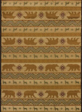 United Weavers Affinity Nordic Bear Cream Area Rug