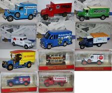 MATCHBOX MODELS OF YESTERYEAR MODELS/Cars - Select Police Power of the Press