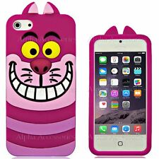 Silicone 3D Cute Cartoon Soft Rubber Back Case Cover Skin For Apple iPhone 4 4S