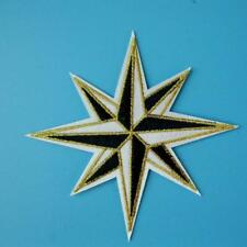 Star Iron on Sew on Embroidered Badge Patch Sewing Dallas Cowboy Rock Biker Punk