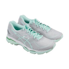 Asics Gel Kayano 23 Womens Gray Textile Athletic Lace Up Running Shoes