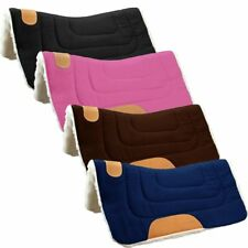Pony Canvas Contour Cut Western Saddle Pads by Tahoe Tack