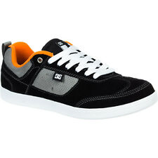 DC Lennox S Suede LEATHER Low SKATE Board SHOES Skater SNEAKERS Boys MENS size 8