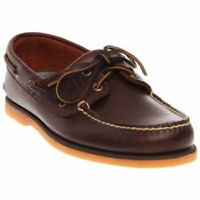 Icon Classic 2-Eye Boat Shoe Brown - Mens  - Size