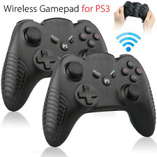 Black Wireless Bluetooth Game Remote Controller Pad for Sony PS3 PlayStation 3