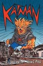 Katman by Kevin C. Pyle (2009, Paperback) TPB Graphic Novel Henry Holt Brooklyn