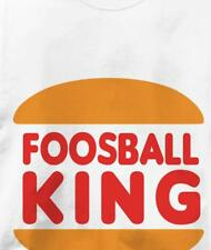 Foosball King Foosball King T Shirt All Sizes & Colors