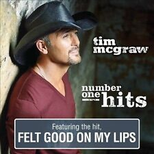Number One Hits by Tim McGraw (CD, Nov-2010, 2 Discs, Curb) NEW