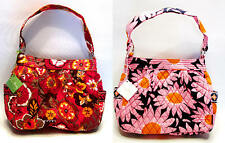 Vera Bradley Reversible Tote Carnaby or Loves Me NWT