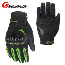 Riding Tribe Touch Screen Gloves Breathable Motorcycle Racing Non-skid Protector