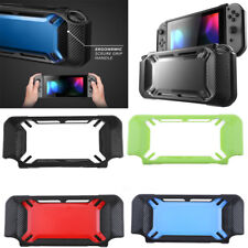 Slim Rubber Snap-on Hard Case Cover Shell Protective for Nintendo Switch Console