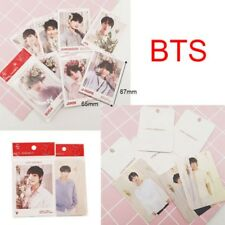 7Pcs KPOP BTS Love Yourself Answer Album Jin V Paper Photocard Photo Cards Gift