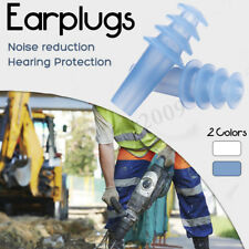 In-ear Noise Reduction Earplugs Hearing Protection For Music Study Sleep Work
