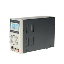 30V 10A Variable Adjustable Precision LCD Digital Regulated DC Power Supply E0O7