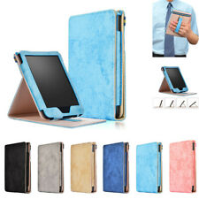 Auto Wake Sleep Flip Leather Stand Case Cover For Kobo Clara HD 6'' 2018 eReader