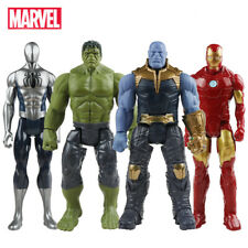 Avengers Toys Action Figure Dolls Infinity War Legends Thanos Captain Iron Man