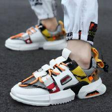 Men's New Fashion Show Retro Sneakers Running Sports Jogging Athletic Cool Shoes