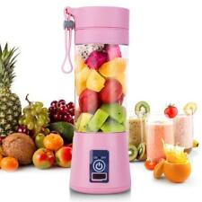 Mini Blender Personal Portable Juicer Rechargeable USB Cup Smoothie Fruit Mixer