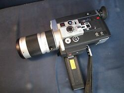 canon 1014 electronic super 8 camera works