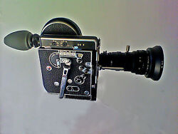 bolex doble super8 optivaron 1 8 f 6 66