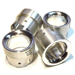 4x WEBER 45 DCOE main venturis chokes 34mm or 36mm or 38mm set of four