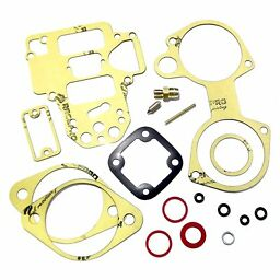 Weber 48/50/55 DCO/SP Service kit repair rebuild tune up gasket set +valve+pin