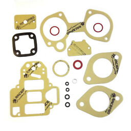 Gasket set service kit repair or rebuild for one Weber 40 DCOE carburettor