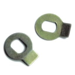 2x Nut lock washer tab for Weber Carburetor IDF DCOE DCNF DCO DCNL spindle shaft