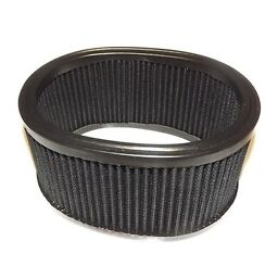 "Carburetor AIR FILTER 85mm 3""1/3 cleaner element Weber DCOE,Solex,Dellorto DHLA"