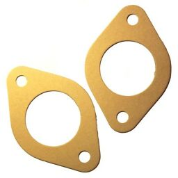WEBER 40 DCOE CARBURETOR BASE GASKETS - PAIR - 2 PIECES