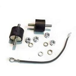 Fuel pump rubber mounts fitting kit