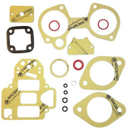 Gasket set service kit repair or rebuild for one Weber 45 DCOE carburettor