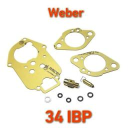 Weber 34 IBP Service kit repair rebuild tune up gasket set
