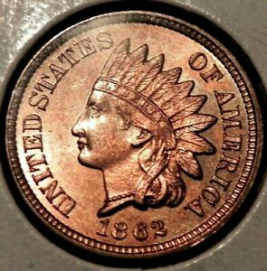 Click now to see the BUY IT NOW Price! STUNNING  1862 INDIAN HEAD CENT PENNY PROOF       BUY IT NOW OFFER