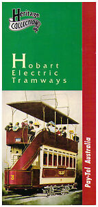 PAY.TEL 3 PHONE CARD PACK   HOBART ELECTRIC TRAMWAYS   HERITIGE COLLECTION MINT