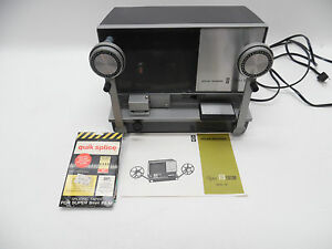 atlas warner model 500 super 8 editor box