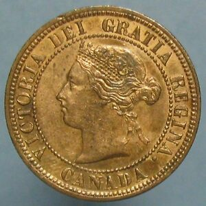 Click now to see the BUY IT NOW Price! 1876 H LARGE CENT   RED & BROWN UNCIRCULATED DETAILS