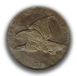 Click now to see the BUY IT NOW Price! 1856 1C FLYING EAGLE CENT PCGS MS64