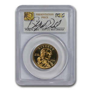 Click now to see the BUY IT NOW Price! 2000 P SACAGAWEA DOLLAR SP 68 PCGS  GOODACRE PRESENTATION    SKU169586