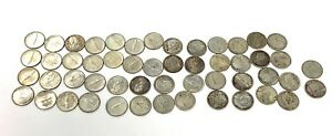 Click now to see the BUY IT NOW Price! LOT OF 52 CANADIAN 1867 1967 SILVER DIMES UNCIRCULATED MANY PROOF LIKE