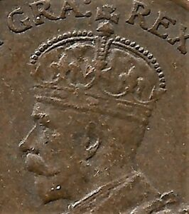 1932 1 CENT CIRCULATED SEE 3 PICTURE.