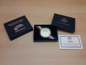 2010 BOY SCOUT SILVER DOLLAR BU UNCIRCULATED IN MINT PACKAGE 5 SETS AVAILABLE