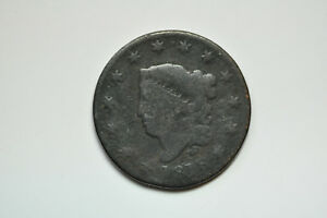 MW9697 LARGE CENT 1818