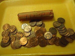 1983 D CENT ROLL        >>>COMBINED SHIPPING<<<