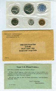 Click now to see the BUY IT NOW Price! 1960 DDO PROOF SET WITH SMALL OVER LARGE DATE LINCOLN CENT GEM ORIGINAL